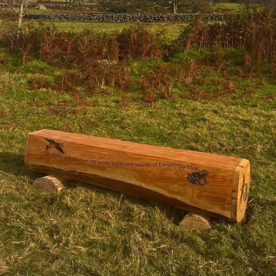 Viewpoint Benches Greenspace Designs Ltd